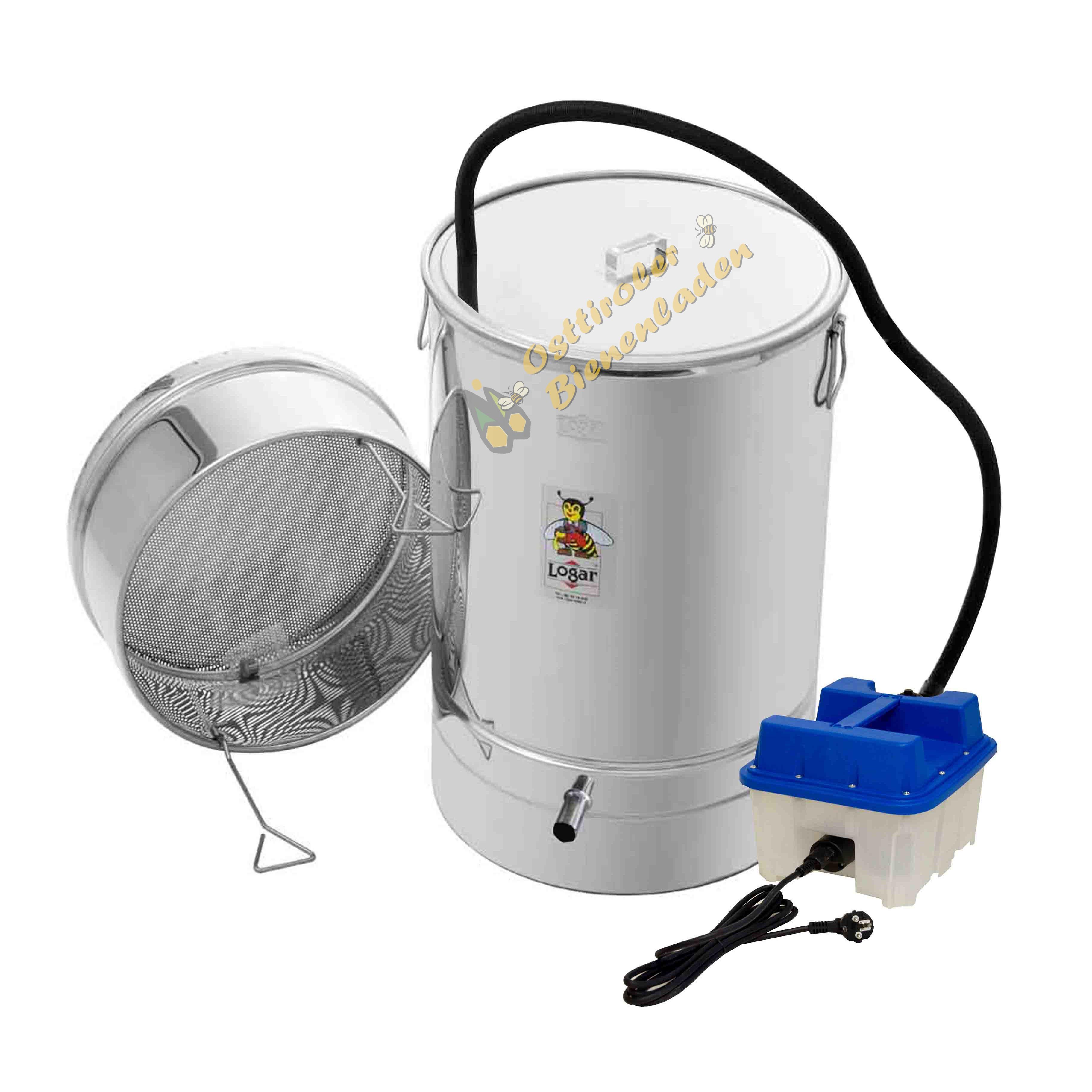 Kleinwachsschmelzer und Desinfektor mit Dampfgenerator